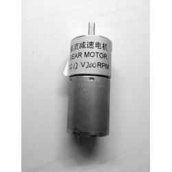 Getriebemotor 12V / 200 rpm